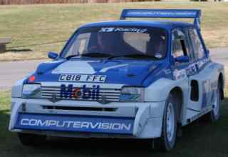 019 - MG Metro 6R4 (1986), driven by Michael Kitt